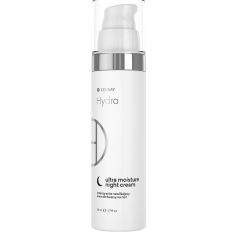 Ultra moisture night cream Intensywnie nawilżający krem na noc